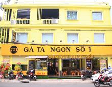 Tưng bừng khai trương chi nhánh 3 - Gà Ta Ngon Số 1 78 Út Tịch, Tân Bình